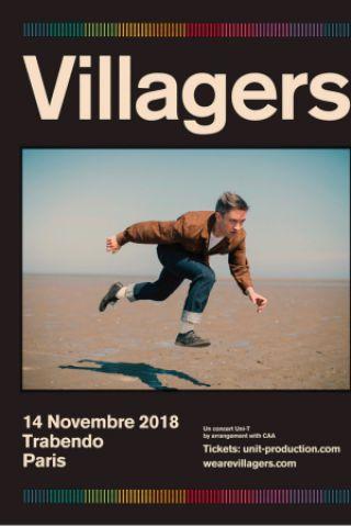 Billets Villagers - Le Trabendo