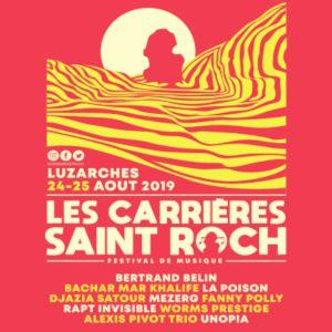 Festival Les Carrieres Saint-Roch - Pass 2 Jours