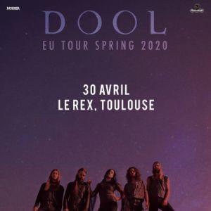 Dool + Guests | Le Rex De Toulouse