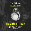 Concert PLEIN PHARE RECORDS invite EMMANUEL TOP