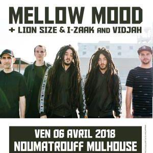 MELLOW MOOD + Guest @ NOUMATROUFF - MULHOUSE