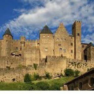 Château et remparts de Carcassonne @ Château et remparts de Carcassonne - CARCASSONNE