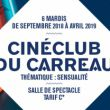Affiche Cineclub - only lovers left alive