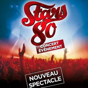 STARS 80 @ Le MusikHALL - Bruz / Rennes