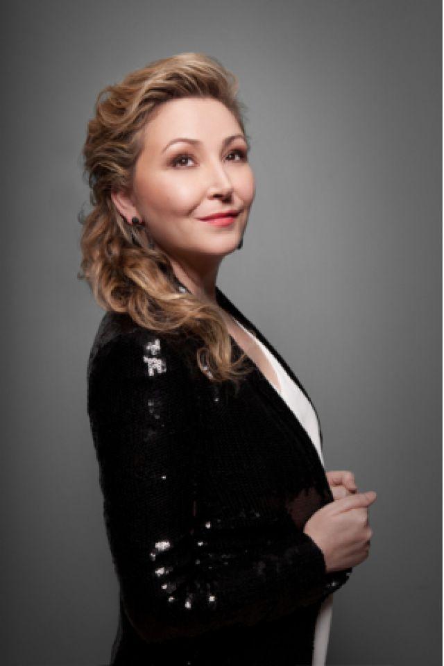 Concert de gala avec la mezzo-soprano Karine Deshayes @ AUDITORIUM DU CASINO DES PALMIERS - HYERES