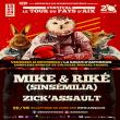 Concert Mike & Riké (de Sinsémilia)