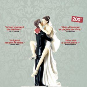 Vous pouvez ne pas embrasser la mariée @ Espace Culturel le V.O - MONTAUBAN