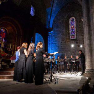 Petite messe solennelle de Rossini - Ensemble Exosphère @ Basilique Saint Sauveur - ROCAMADOUR