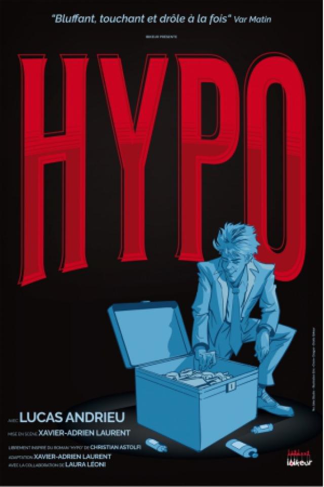 HYPO @ Théâtre le Colbert  - TOULON