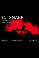 Billets DJ SNAKE - ACCORHOTELS ARENA
