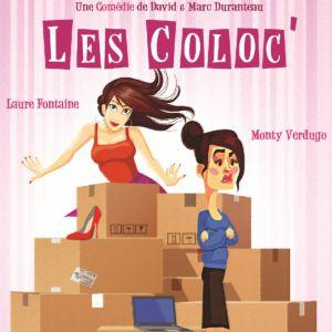 Les Coloc' @ Théâtre des Grands Enfants - Grand Théâtre - CUGNAUX