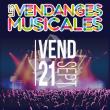 Festival LES VENDANGES MUSICALES - LES FATALS PICARD / TIBZ à CHARNAY - Billets & Places