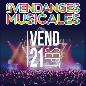LES VENDANGES MUSICALES - LES FATALS PICARD / TIBZ @ Festival Les Vendanges Musicales - CHARNAY