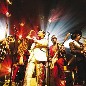 Malka Family + Abdul & The Gang @ Le Forum - Vauréal