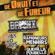 Concert DE BRUIT ET DE FUREUR