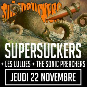SUPERSUCKERS @ SECRET PLACE - SAINT JEAN DE VÉDAS