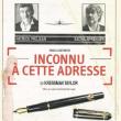Théâtre INCONNU A CETTE ADRESSE à  @ L'EMULATION - SALLE DE LA GRANDE MAIN - Billets & Places