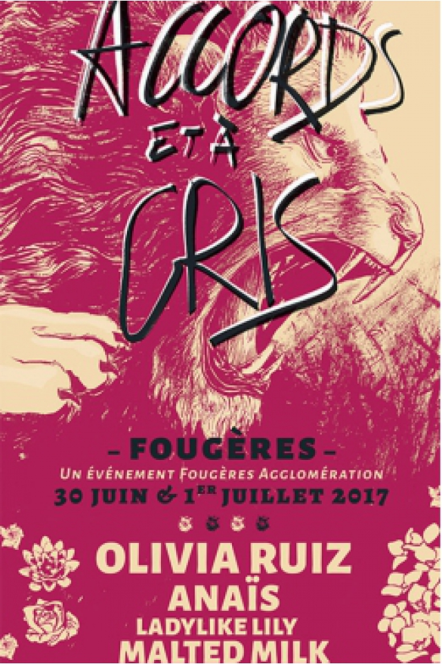FESTIVAL ACCORDS ET A CRIS - PASS 2 JOURS @ Théâtre Victor Hugo + Château de Fougères - FOUGÈRES