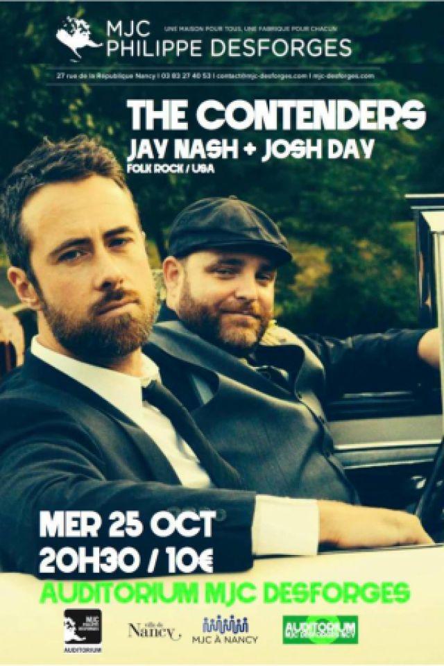 The Contenders @ Auditorium Michel Pierson - MJC Desforges - NANCY