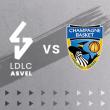 Match LDLC ASVEL - CHALONS REIMS à Villeurbanne @ Astroballe - Billets & Places