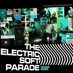 Electric Soft Parade + Le Superhomard