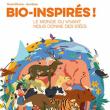 Bio-inspirée, le livre jeunesse qui accompagne l'exposition