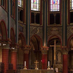 VIVALDI/Les Quatre saisons-ALBINONI @ Eglise St-Germain-des-Prés - Paris