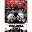 Concert THE EXPLOITED + MAID OF ACE à TOULOUSE @ LE REX - Billets & Places