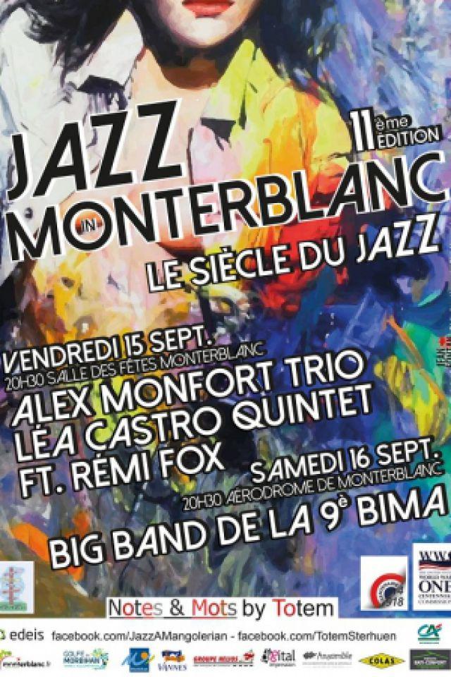Concert JAZZ IN MONTERBLANC @ Salle des Fêtes - Billets & Places