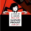 Spectacle JE N'AIME PAS LE CLASSIQUE avec GASPARD PROUST