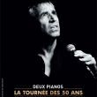 Spectacle JULIEN  CLERC - LA TOURNEE DES 50 ANS
