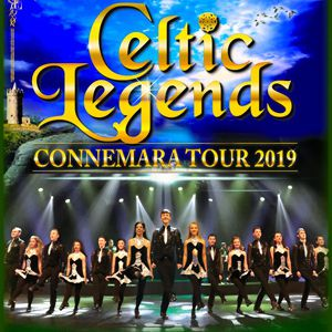 CELTIC LEGENDS @ L'Olympia - Paris