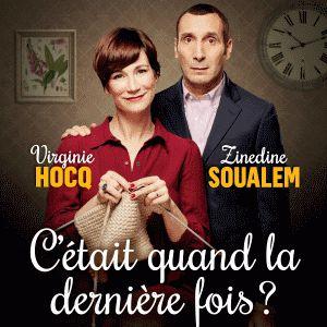 C'ETAIT QUAND LA DERNIERE FOIS ? @ Théâtre Casino Barrière - Bordeaux