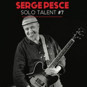 Jazz Solo Talent #7 : Serge Pesce @ Cave Bianchi - NICE
