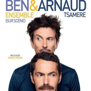 BEN ET ARNAUD TSAMERE @ Atelier à spectacle - VERNOUILLET