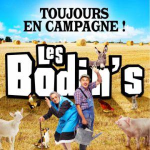 LES BODIN'S 2019 @ Le Scarabée - Riorges