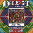Concert MARCUS GAD & TRIBE