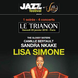 FESTIVAL JAZZ MAGAZINE, ALL THAT JAZZ @ Le Trianon - Paris