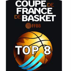 Coupe de France de Basket @ ARENA LOIRE - TRÉLAZÉ