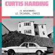 Concert Curtis Harding à Paris @ Le Trianon - Billets & Places