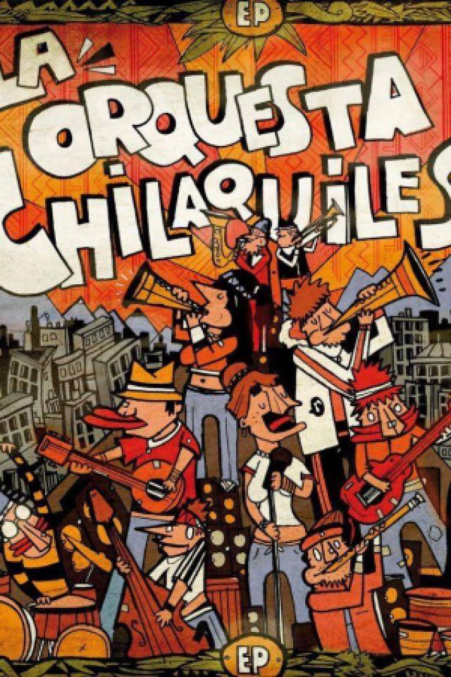 Orquesta Chilaquiles à l'entrepôt ! @ L'Entrepôt - PARIS
