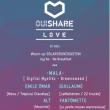 Soirée OuiShare Love #3 à Paris @ Cabaret Sauvage - Billets & Places