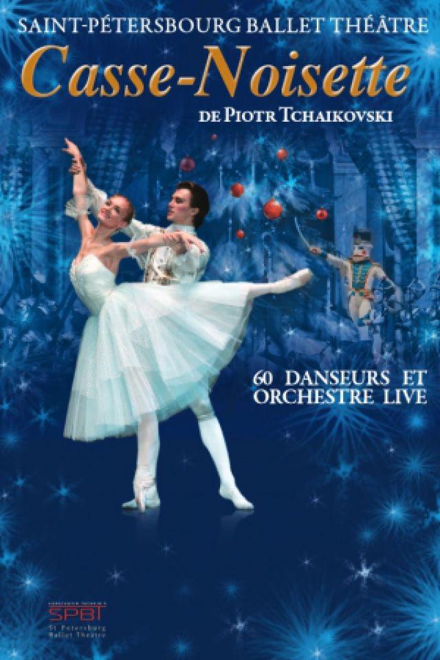 LE CASSE - NOISETTE DE SAINT-PETERSBOURG @ Casino Barrière Toulouse - Toulouse