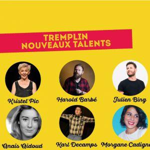 Tremplin Air D'en Rire 2019