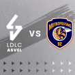 Match LDLC ASVEL - BOULOGNE LEVALLOIS