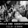 Concert BELLE & SEBASTIAN