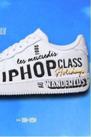 Billets Hip Hop Class Holidays - Wanderlust