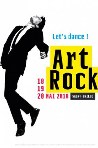 FESTIVAL ART ROCK 2018 - BILLET GRANDE SCENE SAMEDI à Saint Brieuc - Billets & Places