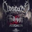 Concert Obscura + Fallujah + Allegaeon + First Fragment à TOULOUSE @ LE METRONUM - Billets & Places