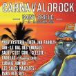 Festival CARNAVALOROCK 2019 - SAMEDI à St-Brieuc @ Salle de robien - Billets & Places
